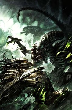 288 best raymond swanland images on pinterest fantasy creatures aliens vs predator cover art by raymond swanland fandeluxe Choice Image