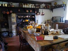 Avebury Manor, Kitchen. | Flickr - Photo Sharing!
