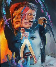 * Jim Warren - - - David Bowie