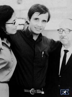 Roberto e seus pais
