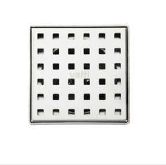 "Alibaba グループ | AliExpress.comの 排水 からの  ボックス内のブランドの新しい出荷する準備ができて。 通常1営業日以内に。商用のために、 ホーム、 バーなど。 使用。クラシカルなデザイン材料: ステンレス鋼仕上げ: クロームポリッシュサイズ: 100×100ミリメートルの穴の 中の 新しい臭プルーフ ステンレス鋼床ドレン浴室4 ""シャワー床ドレンカバー"
