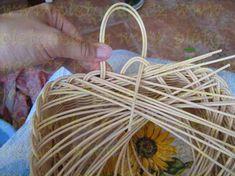 ZAVÍRKA MIRAHELKA – pletynek – album na Rajčeti Wicker Baskets, Apples, Decor, Style, Hampers, Swag, Decoration, Decorating, Apple