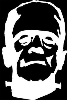 """x1 """"Frankenstein""""  horror movies, vintage movies, scary decal sticker FREE SHIP #TheVinylShop Funny Decals, Vintage Movies, Frankenstein, Horror Movies, Scary, Pumpkin, Ship, Stickers, Halloween"""