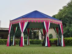 Indian Tents by Sangeeta International Call : 9871142533