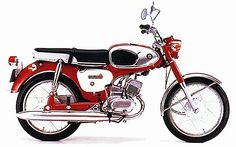I had a Suzuki B120 for a while