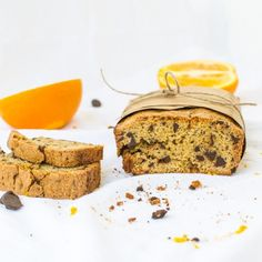 Dark Chocolate Orange Quick Bread that tastes JUST like a chocolate orange. Every bite will make your taste buds tingle!