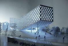 jaja architects: cornerstone - designboom | architecture