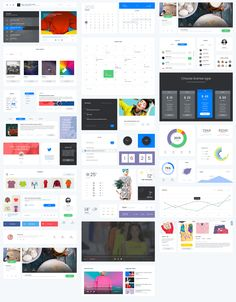 VIVID – Soft Material UI Kit