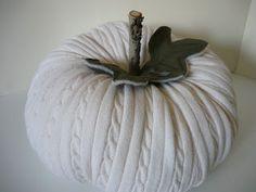 Pumpkin idea!
