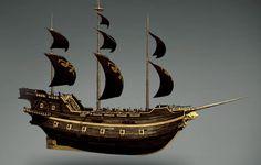 Sea of Thieves Ship Paint Job