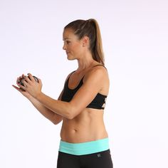 Ab Workout For Crop Tops | POPSUGAR Fitness