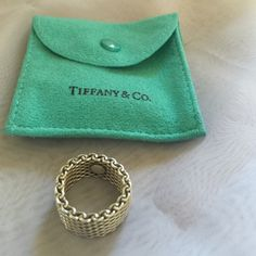 Tiffany ring Used only twice i lost weight so it doesnt fit me  Tiffany & Co. Jewelry Rings