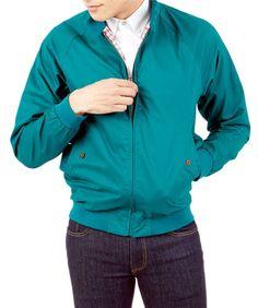 Ben Sherman Harrington Jacket Bottle Green: 115€ http://www.seriebshop.com/producto/ben-sherman-disenadores/ben-sherman-harrington-jacket-bottle-green/