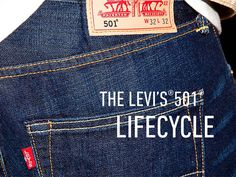 The Skinny on Levi's Jean Lifecycle