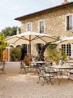 Tuscany, Spa Hotel Borgo Santo Pietro Tuscany Homes, Hotels In Tuscany, Mediterranean Homes, Stone Houses, Garden Pool, Courtyards, Toscana, Honeymoon Destinations, Hotel Spa