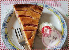 cheese cake al cioccolato bianco e lamponi