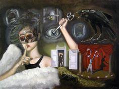 Il Segreto della Ballerina – Parte 4 – (il dipinto finito)