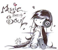 Music Saves My Soul <3