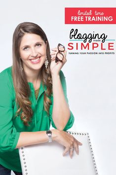 Don't miss this FREE training series from Elite Blog Academy®️️ called Blogging Made Simple–it's a total game changer! #affiliate #blogging #blog #blogger