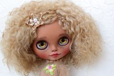 Excited to share the latest addition to my #etsy shop: Custom Blythe doll OOAK TBL mohair hair Doll With Hair, Her Hair, Art Dolls, Kids Dolls, Blythe Dolls For Sale, Philtrum, Cute Toys, Child Doll, Hair Photo
