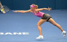 Yuri, Maria Sharapova Photos, Tennis Center, Vera Wang, New York Fashion, January 2, Brisbane Australia, Celebrities, Russia