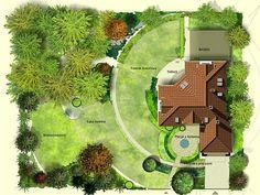 Projekt ogrodu, Wirtualny Ogród PRO