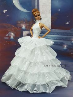 Barbie, Model Muse, Silkstone, Fashion Royalty, Candi, Charice And. Evening wear Fashion Fit For. This item For Fashion Only. My newly designed Fashion, Jewelry and Crown are coming soon. (The Color maybe different on different monitor.). | eBay!