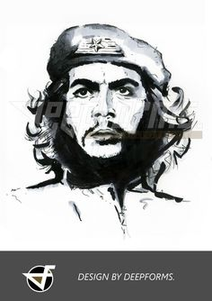 Che Guevara Tattoo, Tattoos, Art, Art Background, Tatuajes, Kunst, Japanese Tattoos, Tattoo, Performing Arts