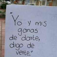 Amor Quotes, Cute Quotes, Qoutes, Sad Love, Funny Love, Street Quotes, Quotes En Espanol, Tumblr Love, Love Phrases