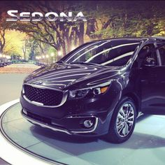 The all-new 2015 Kia Sedona.