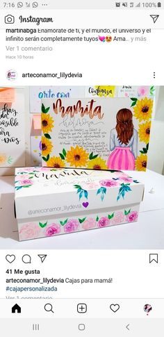 Notebook Art, Toy Chest, Storage Chest, Lettering, Toys, How To Make, Ideas, Home Decor, Surprise Gifts
