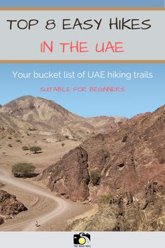 One of the unique things to do in United Arab Emirates is to go on a hike. If you planning a trip to UAE, Dubai, make sure you include at least a couple of outdoor activites and explore UAE nature. Go on a road trip when traveling to the UAE, or hike magnificent Hajar mountains. This guide will lead you to 8 must do hikes in the UAE. | UAE travel guide | Dubai travel guide |uae road trip | dubai hikes #uae #dubai #hike #uaehikes Dubai Travel Guide, Stuff To Do, Things To Do, United Arab Emirates, Hiking Trails, Outdoor Activities, Uae, Trekking, Road Trip