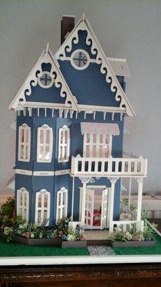 My gothic dollhouse