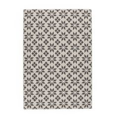 Iswik Flat Weave Rug with Cement Tile Motif La Redoute Interieurs : price, reviews and rating, delivery. Iswik flat weave rug with cement tile motif. An original design in sophisticated, neutral colours. Designed to make a bold style statement in any style of home! Made in Belgium.Iswik rug with cement tile motif:100% flat woven polypropylene, 1500 g/m².Sisal look.Anti-dust mite.Easy to care for rug, fade-resistant colours.Made in Belgium.Oeko-Tex certified.The Oeko-Tex&#174...