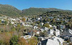 Ανακαλύψτε όμορφα χωριά στο δυτικό Ζαγόρι | K-News