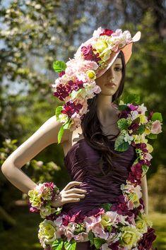 Shop powered by PrestaShop Trendy, Floral Wreath, Crown, Wreaths, Decor, Fashion, Moda, Floral Crown, Corona