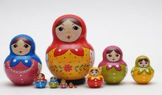 Russian Sergiev Posad matryoshka babushka russian nesting doll 10 pc largest doll is made from russian linden wood and hand painted great one of a kind birthday gifts for girls Matryoshka Doll, Kokeshi Dolls, Mandala Painted Rocks, Linden Wood, Rock Painting Designs, Doll Shop, Wooden Pegs, Birthday Gifts For Girls, Kids Gifts