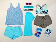 Sweat-wicking and light breathable materials for all your summer adventures | ivivvasouthlaketownsquare