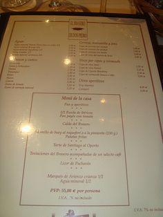 Restaurante El Brasero de Don Pedro - Madrid | Flickr: Intercambio de fotos