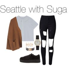 Seattle with Suga