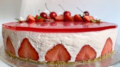 Foto: Marit Hegle Most Favorite, Pavlova, Gelatin, No Bake Cake, Oreo, Panna Cotta, Cheesecake, Pudding, Favorite Recipes