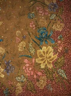 Batik demakan demak/kudus 1950 very detail hand work.