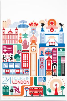 24 hours in london by Fernando Volken Togni...can't wait for june!