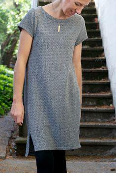 Inari Tee Dress - Cut Cut Sew