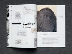Buff - Exhibition Catalogue | Abduzeedo Design Inspiration