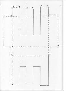 f883ae756eb6430f6bd8da2944e02ce2  D Letter Template Pdf on cut out, printable box,