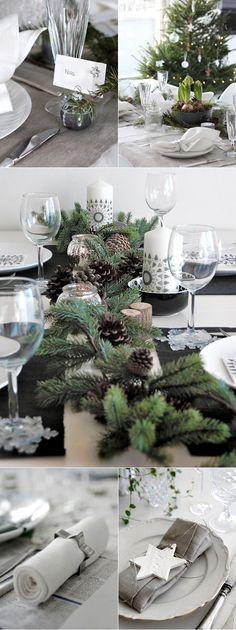 jul dukning julpyssel juldukning duka julmat inspiration tips ide juldekoration…