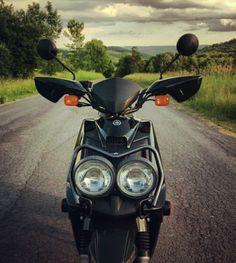 Yamaha Zuma 125_country ride