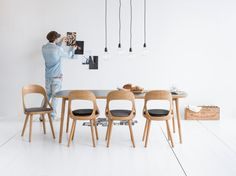 Colibri Chair by Markus Johansson for Swedish Manufacturer HansK