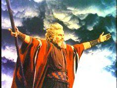 Video Trailer, Ten Commandments, Painting, Movie, Digital, Actor, Painting Art, Film, Paintings